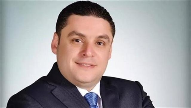 حسام العمده أمين حزب مستقبل وطن ببنى سويف