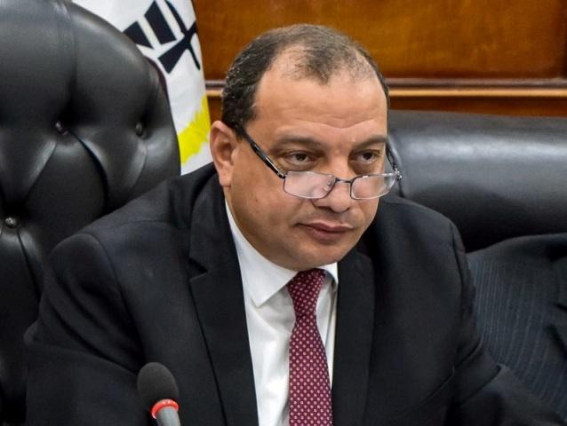 د.منصور حسن رئيس جامعة بنى سويف