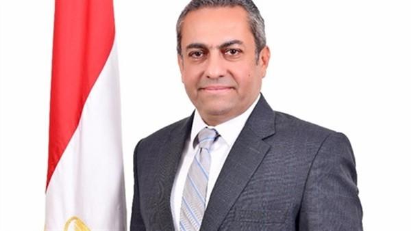 المهندس خالد عباس، نائب وزير الإسكان للمشروعات القومية