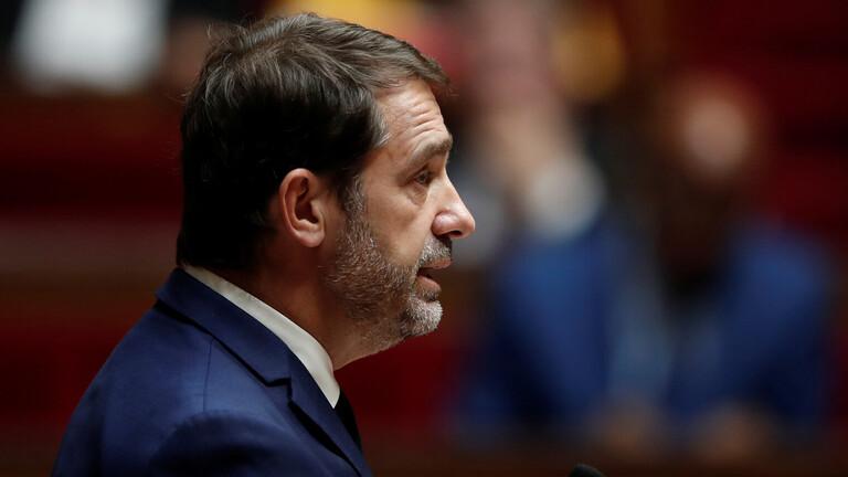 وزير الداخلية الفرنسي كريستوف كاستانير - صورة من رويترز