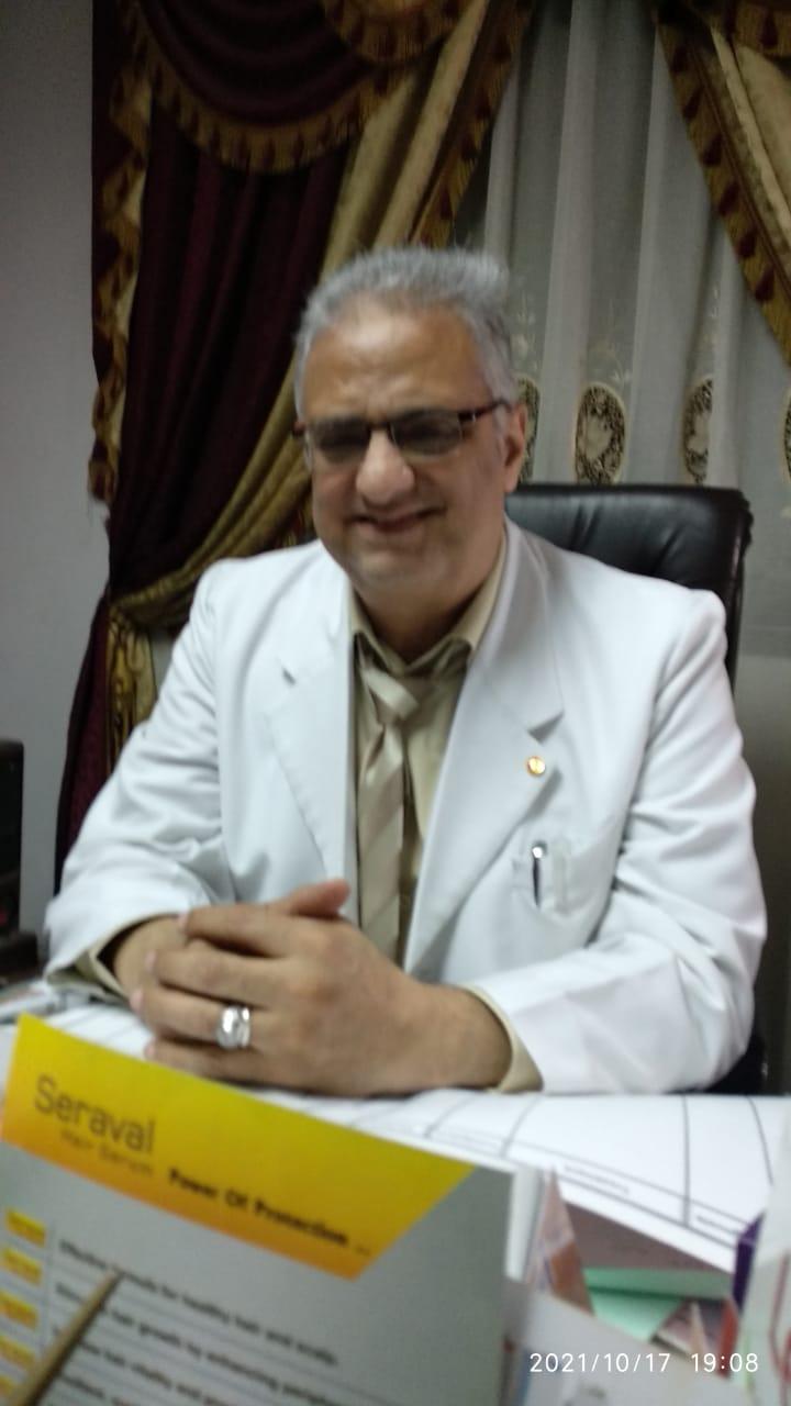 الدكتور مهند عبد الجواد
