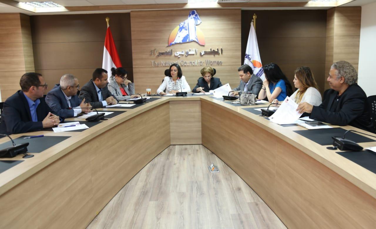 مايا مرسي  تصدر المرأة المصرية للمشهد السياسي محور الدورة الرابعة لمهرجان اسوان