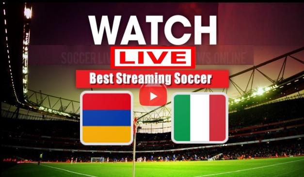مباراة إيطاليا وأرمينيا