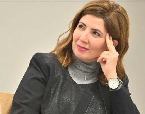 الدكتورة سهام بهجت محمد فرج - المتحدث الرسمي لوزارة السياحة والآثار