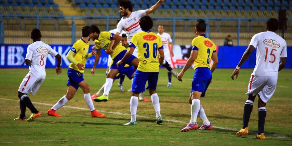 بث مباشر مباراة الزمالك والإسماعيلي اليوم الخميس 18-4-2019