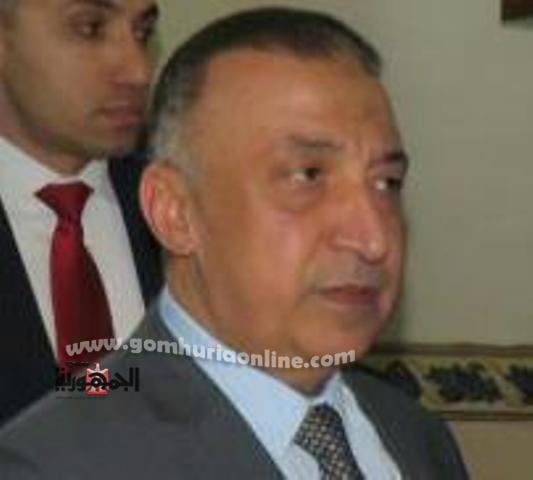 اللواء محمد الشريف مديرامن الاسكندرية