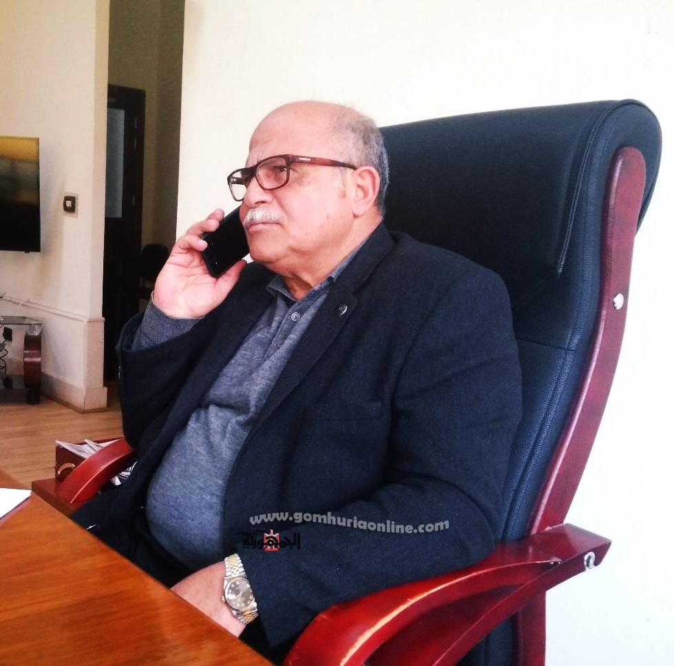 دكتور هشام سعودى نقيب مهندسين الإسكندرية