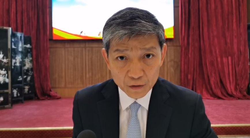 السفير لياو ليتشيانج