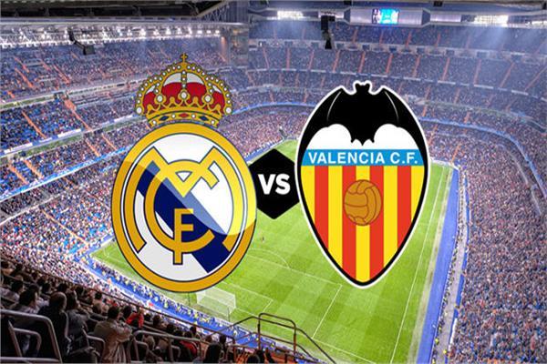 مشاهدة مباراة ريال مدريد وفالنسيا