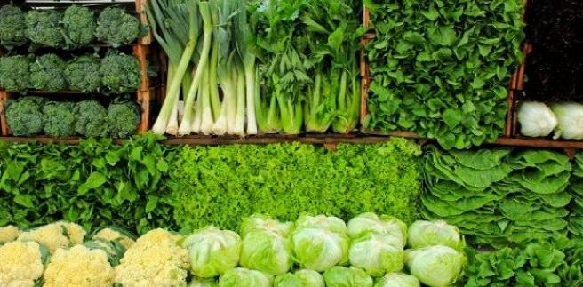 اهمية الخضروات الورقية