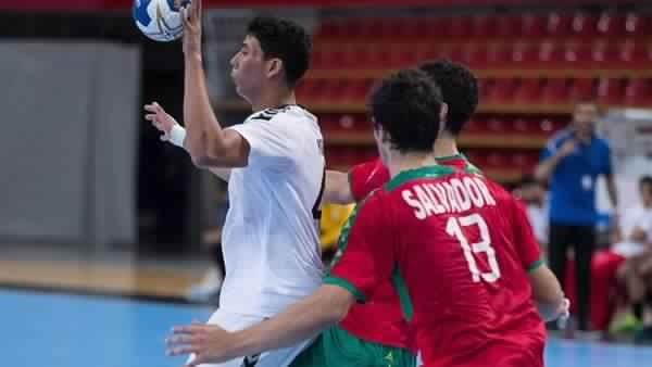 نهائي مونديال اليد للناشئين مباراة مصر وألمانيا