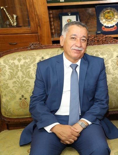 اللواء محمد ناجى أباظة مدير أمن المنوفية