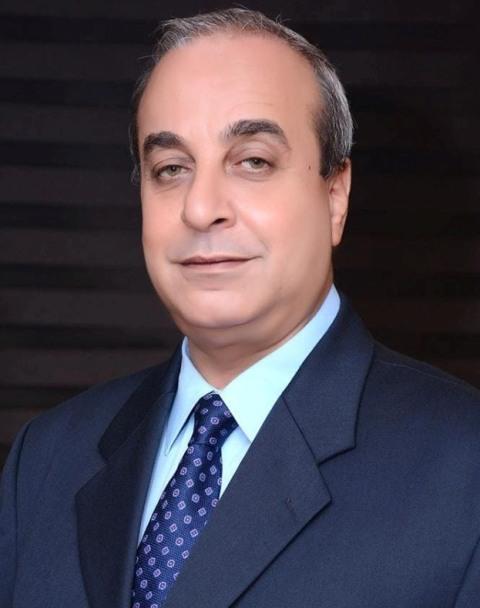 اللواء محمود حمزة مدير أمن الغربية