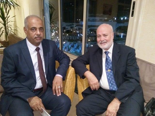 د الجعفراوي يتحدث مع عقيدتي