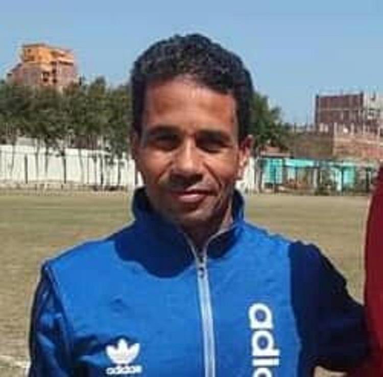 محمد السيد لاعب المالية