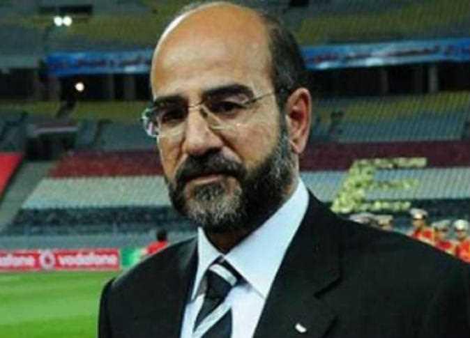 عامر حسين رئيس منطقة الاسكندارية