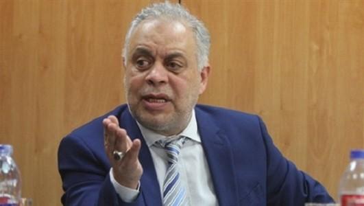 نقيب الممثلين أشرف زكي