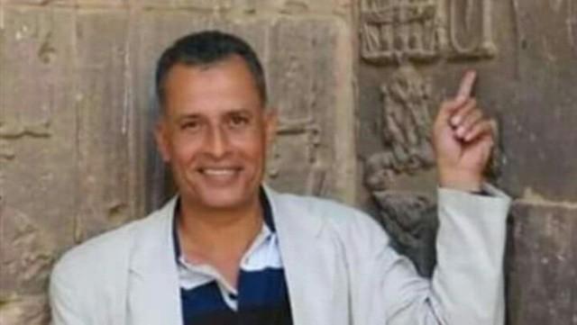 احمد نور الدين رئيس النقابة الفرعية بالجيزة