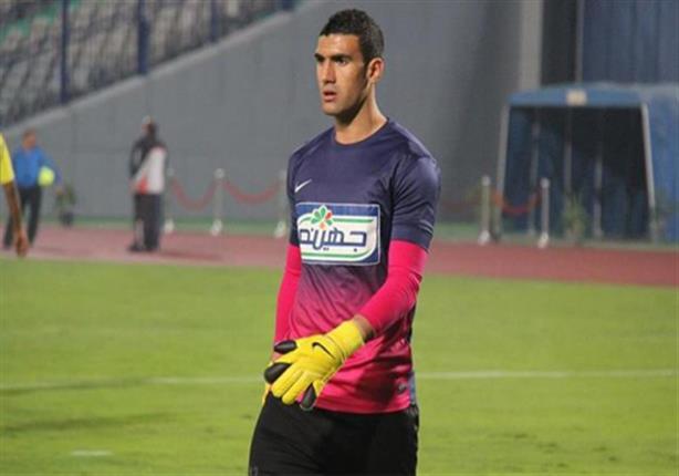 محمد عواد حارس مرمى الإسماعيلى السابق والوحدة السعودى