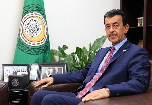 المهندس عادل الصقر المدير العام للمنظمة العربية للتنمية الصناعية