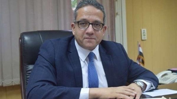 الدكتور خالد العناني- وزير السياحة والآثار