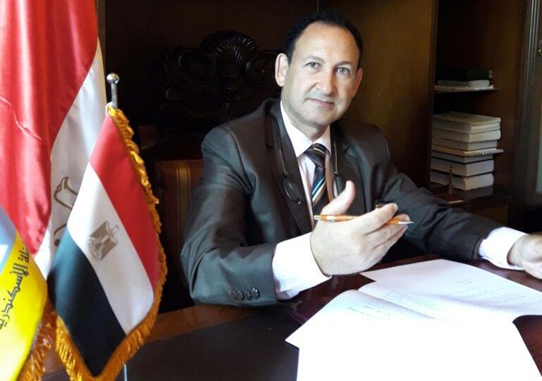المستشار الدكنتور محمد عبدالوهاب خفاجى الفقيه القانونى