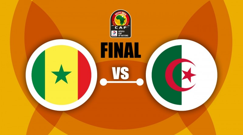 بث مباشر نهائى الأمم الأفريقية 2019