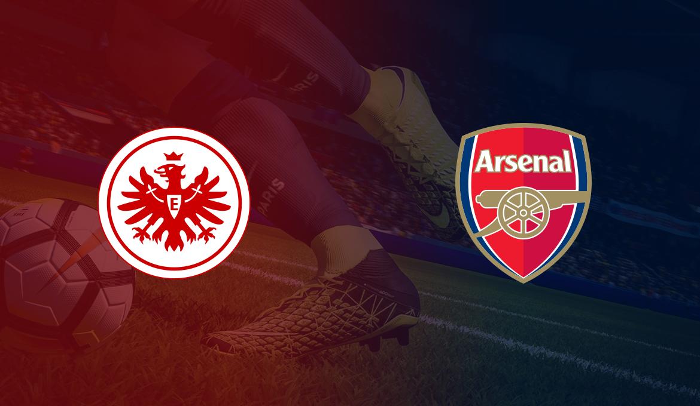 بث مباشر مباراة أرسنال وآينتراخت فرانكفورت