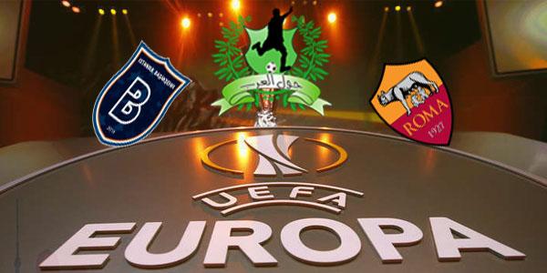 بث مباشر مباراة روما  اسطنبول