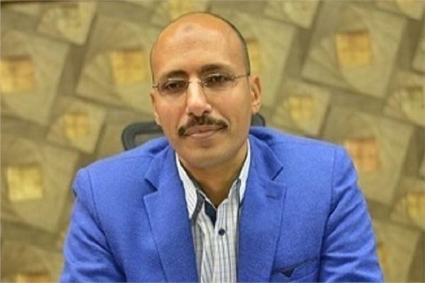 المهندس عبد الرؤوف الغيطي رئيس جهاز مدينه الشروق
