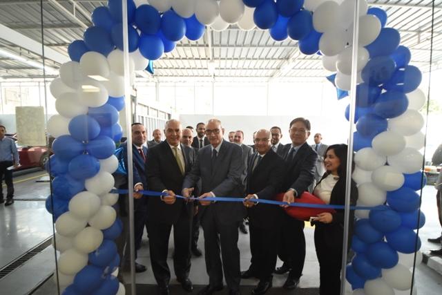 المنصور للسيارات تحتفل بافتتاح مركز خدمة جديد لعملاء شيفروليه و أوبل