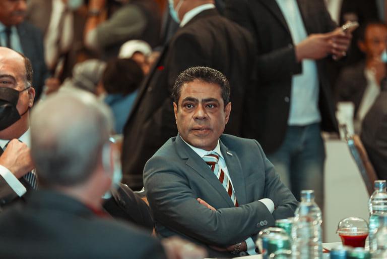 طارق قنديل مع محرري الجمهورية أونلاين