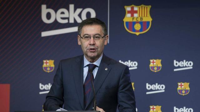 اطلاف سراح رئيس نادى برشلونة السابق بشروط