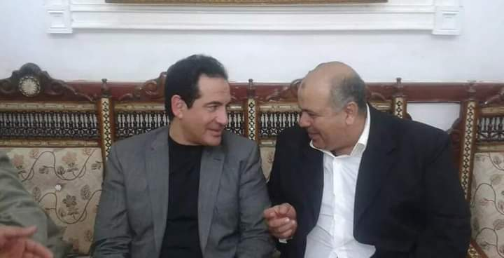 الفنان محمد ثروت في حواره مع عقيدتي