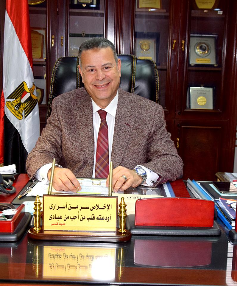 المستشار هانى عبد الجابر