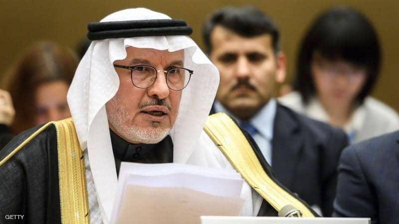 رئيس مركز الملك سلمان للإغاثة عبد الله الربيعة