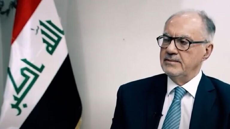 وزير المالية العراقي علي عبد الأمير علاوي