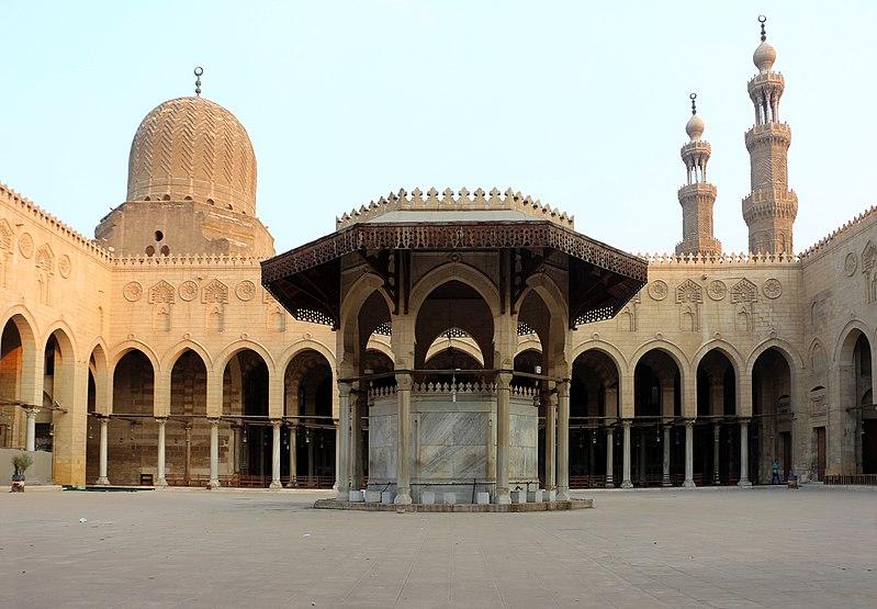 مسجد مؤيد شيخ