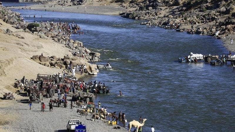 مصابة ومقيدة الأيدي.. جثث تطفوا على نهر بين السودان وإثيوبيا