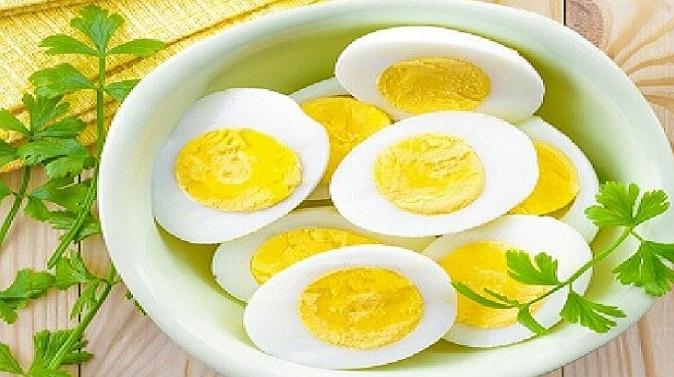فوائد واضرار البيض المسلوق