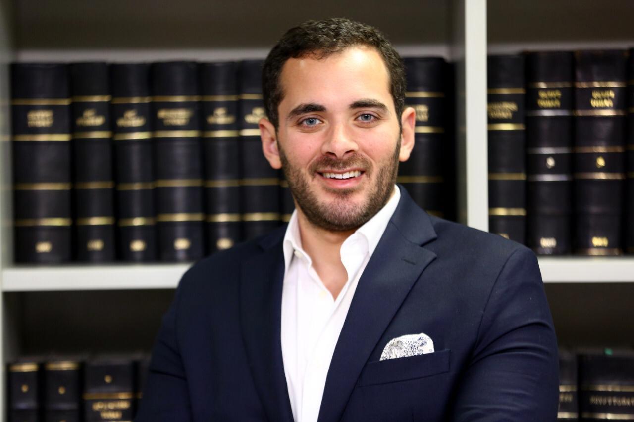 رجل الأعمال والمطور العقارى محمد وحيد