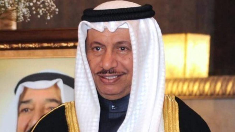 رئيس الوزراء الكويتى الشيخ جابر المبارك الحمد