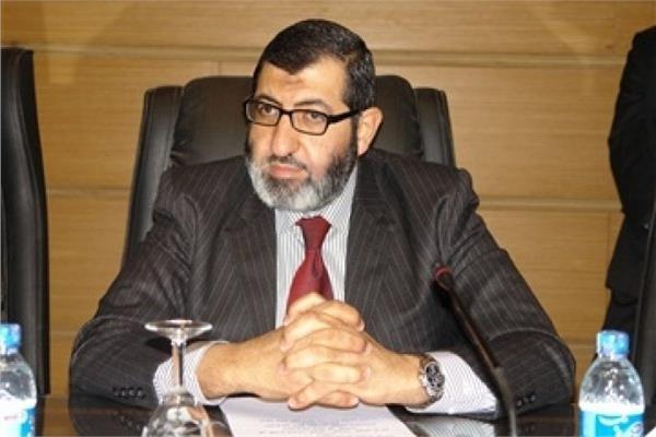 الدكتور خالد الذهبي، رئيس المركز القومي لبحوث الإسكان والبناء