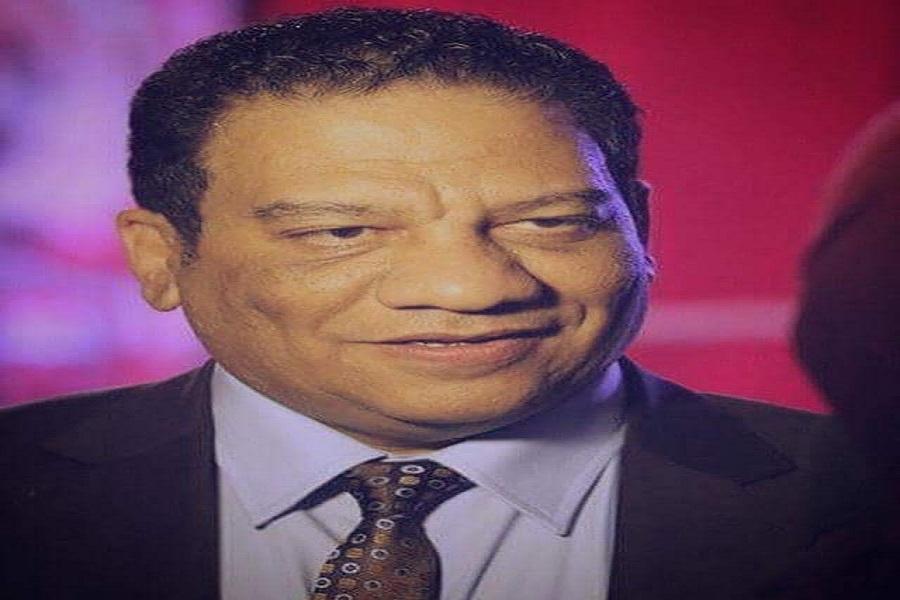 د عادل عبده رئيس البيت الفنى للفنون الشعبية