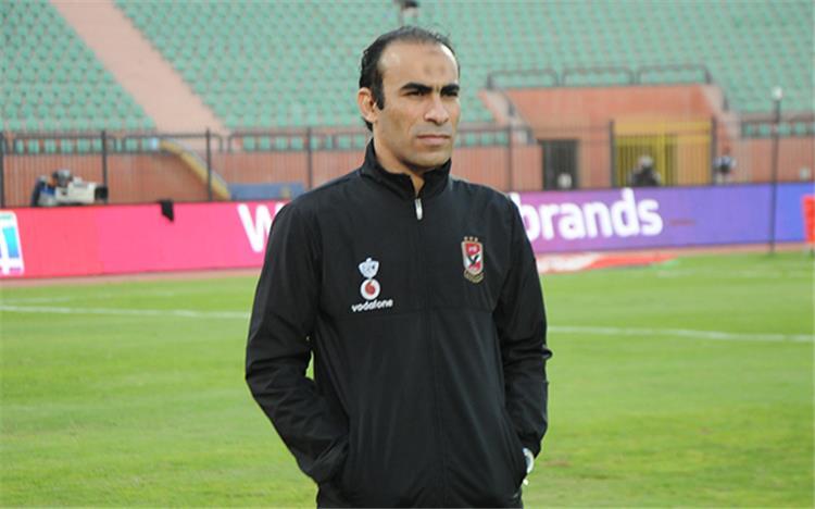 سيد عبد الحفيظ، مدير الكرة بالأهلي