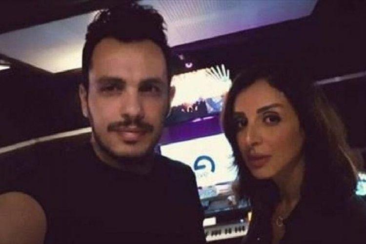 الموزع الموسيقى أحمد إبراهيم وأنغام