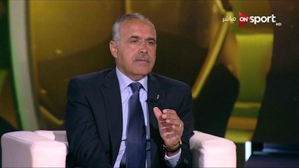 أحمد الشناوي الخبير التحكيمي