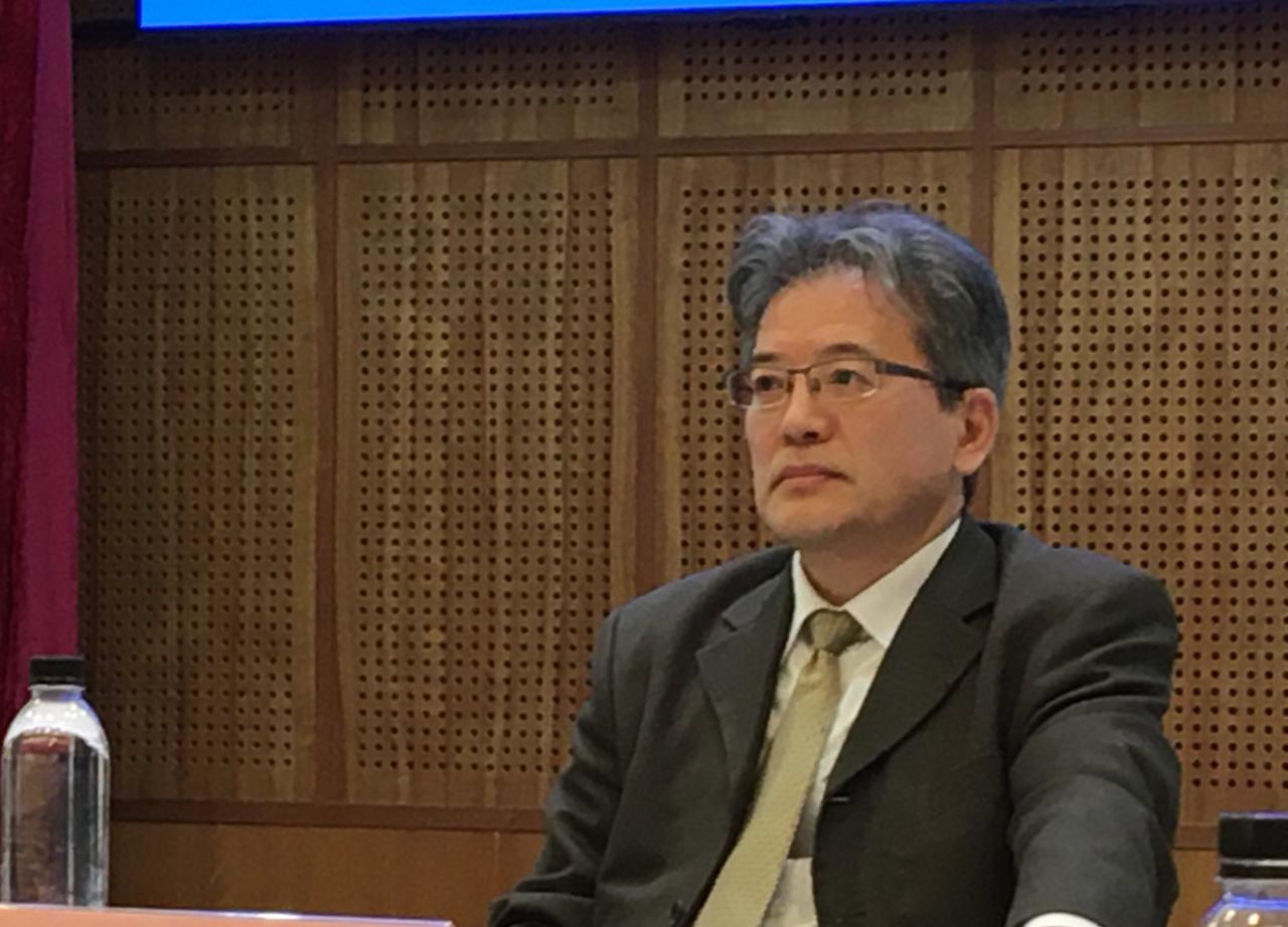 لي دونج وزير مستشار بالسفارة الصينية بالقاهرة
