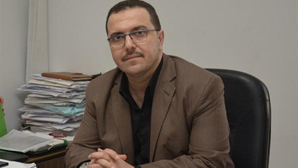 الدكتور وليد عباس مساعد وزير الإسكان للمجتمعات العمرانية