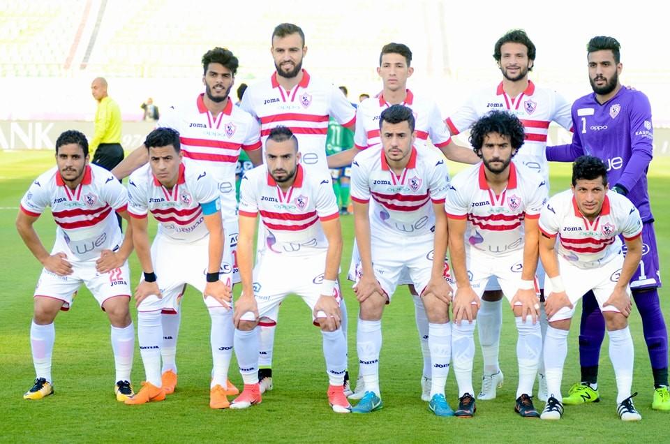 بث مباشر مباراة الزمالك و المقاولون العرب